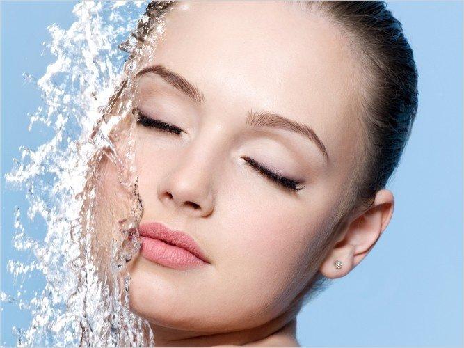 Как сделать кожу лица гладкой и чистой