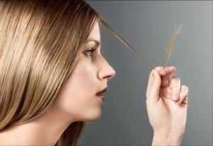 Сечение волос причины