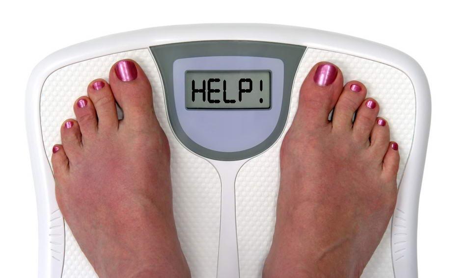 Трудности похудения