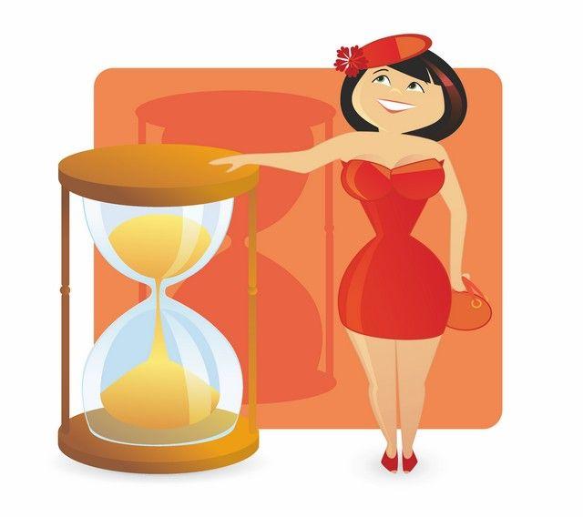 тфпесочные часы