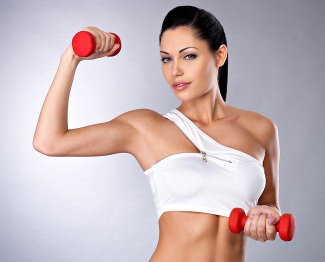 О пользе занятий фитнесом