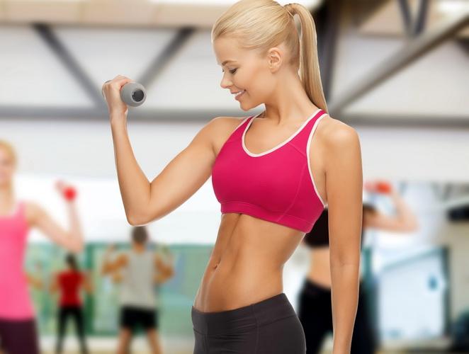 Силовые упражнения на руки, спину, плечи и грудь