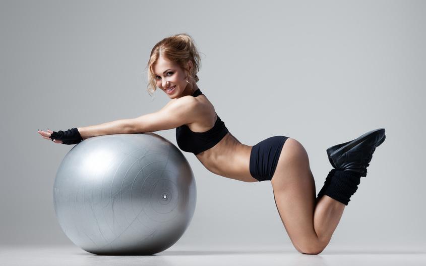 Программа фитнес тренировок для девушек