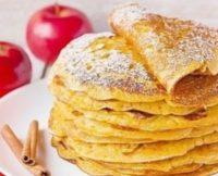 Творожно - яблочная начинка для блинов