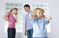 Влияние семейных конфликтов на детей