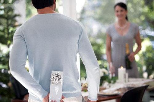 Подарки мужчин в отношениях с женщиной