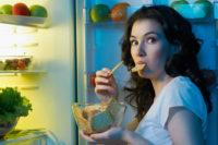Последствия переедания на ночь