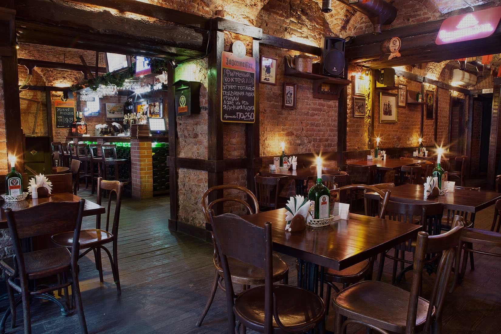 Немецкий ресторан JagerHaus