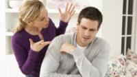Претензии к мужу