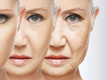 Признаки старости после 30 лет