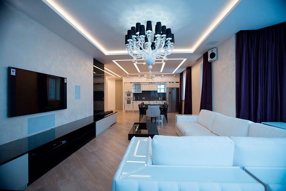 Профессиональный ремонт квартир от компании АСК Триан