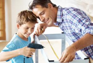 Как воспитать из сына настоящего мужчину