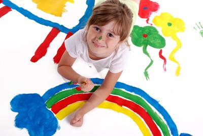 Детям про искусство