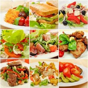 Рецепты правильного сбалансированного питания