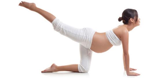 Какие физические упражнения можно беременным