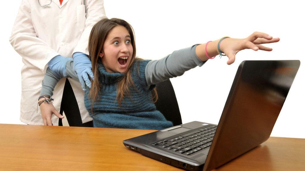 зависимость интернет общения